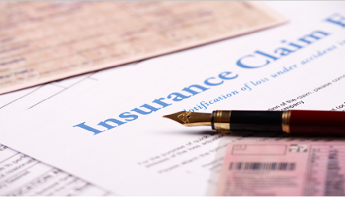 Outsource insurance claims processing