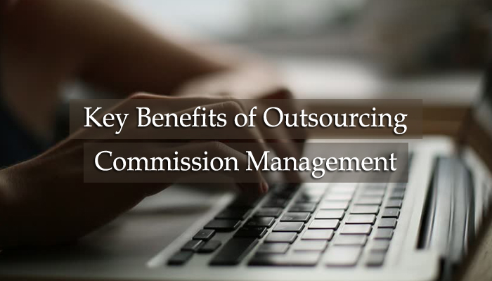Outsource Commission Management