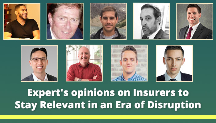 Insurers in an Era of Disruption?